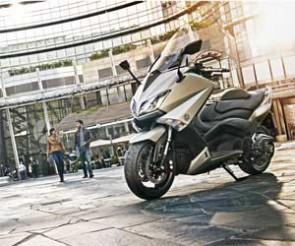 Nouveau Yamaha TMAX